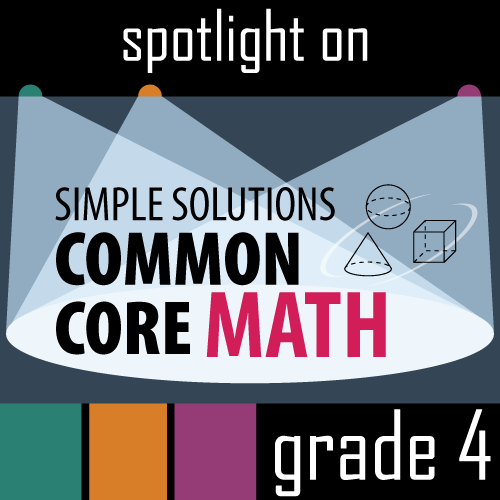 Fourth Grade Common Core Math