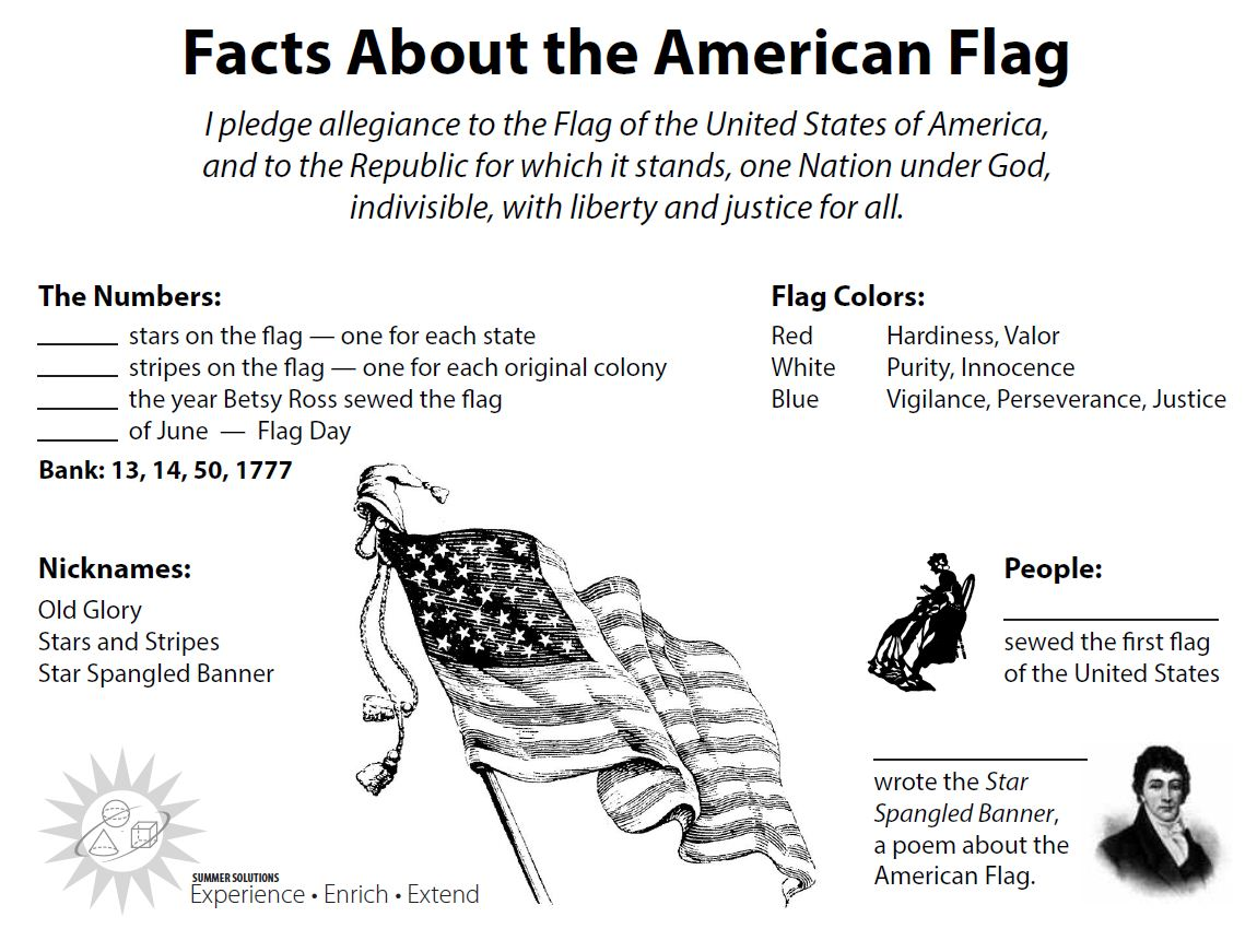 Printables American Symbols Worksheet flag day simple solutions the american is a symbol for our country it reminds us about what founding fathers did to help grow strong and proud